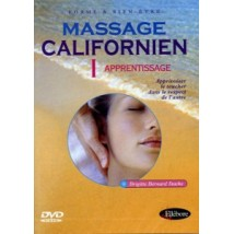 Massage Californien - Apprentissage DVD