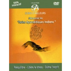 Soins Ayurvédiques Indiens - DVD