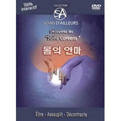 Soins Coréens - DVD