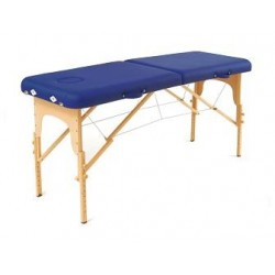 Table de Massage pliante en Bois Basic