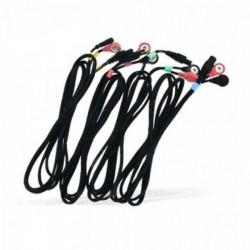 Jeu de 4 câble snaps
