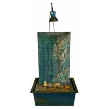 Fontaine mur d'eau - Zen