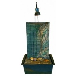 fontaine mur d eau zen - Fontaine A Eau Zen