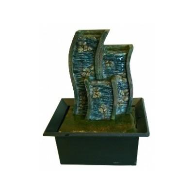 biovital fontaine mur d eau 3 murs. Black Bedroom Furniture Sets. Home Design Ideas