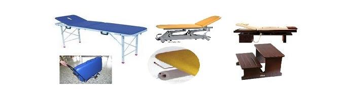 Tables de Massage